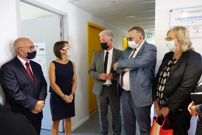 Inauguration officielle de France Services