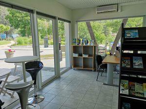 Office de Tourisme de Rousset - Intérieur