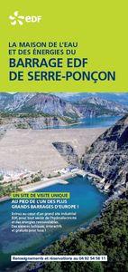 Maison de l'Eau et des Énergies EDF du Barrage de Serre-Ponçon