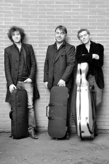 Trio Opus 71 - vendredi 11 août à La Bâtie-Vieille