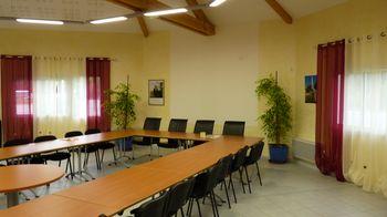 Salle du conseil communautaire