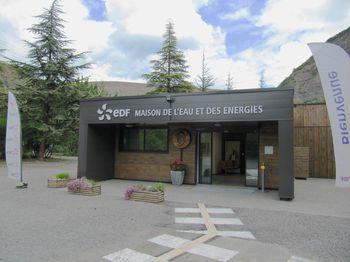 Visite libre de la Maison des énergies