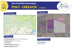 4 - ZA PONT SARRAZIN / La Rochette
