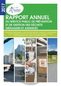 Rapport annuel - Service Gestion des Déchets 2017
