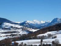 50 km de pistes de ski de fond balisées à Venterol