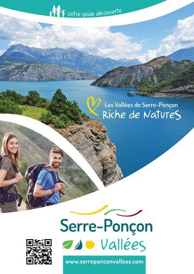 "Guide touristique ""Serre-Ponçon Vallées"""