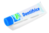 Tube dentifrice