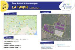 3 - ZA LA FAURIE / La Bâtie-Neuve