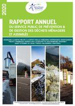 2020 - Rapport annuel - Service Gestion des déchets