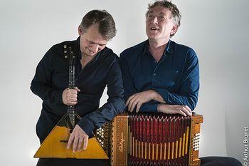 Alexeï Birioukov et François Heim