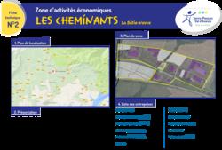 2 - ZA LES CHEMINANTS / La Bâtie-Neuve