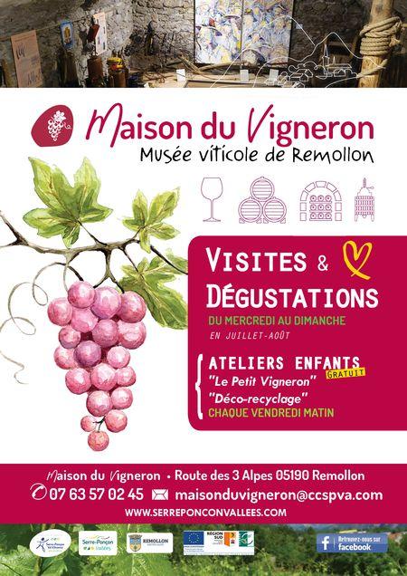 Maison du Vigneron - Musée viticole