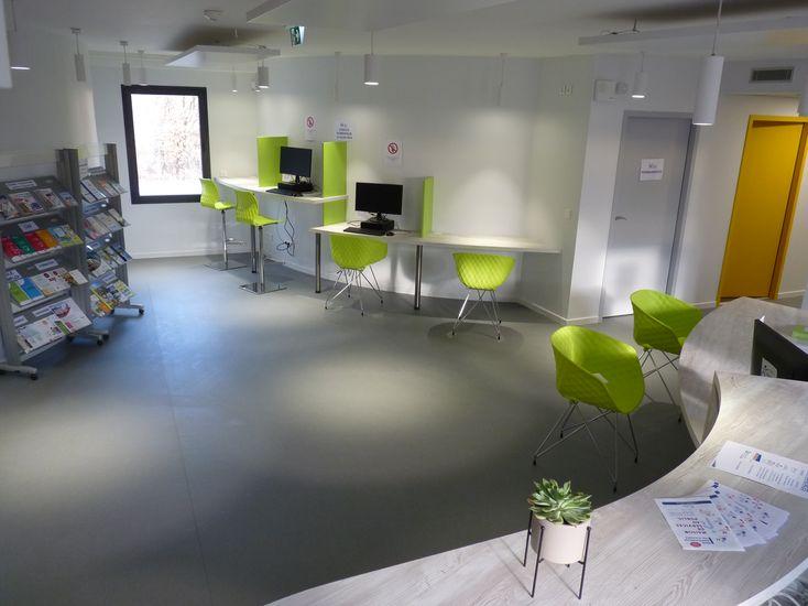 Nouveaux locaux de France Services (anciennement MSAP)