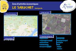 5 - ZAE LE SARUCHET / Montgardin