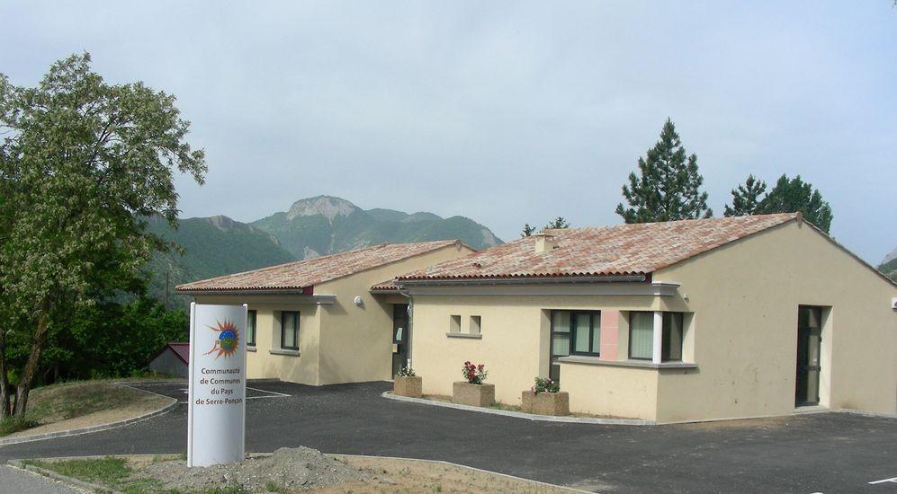 Antenne de la CCSPVA à Espinasses