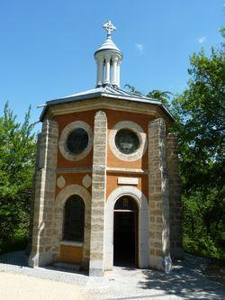 La chapelle du Précieux Sang