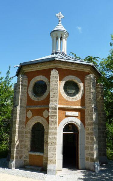 La chapelle du Précieux-Sang