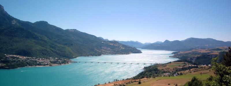 Le lac de serre pon on communaut de communes serre pon on val d 39 avance - Savines le lac office de tourisme ...